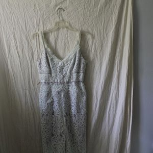 Pre loved free people Maxie dress xs/s